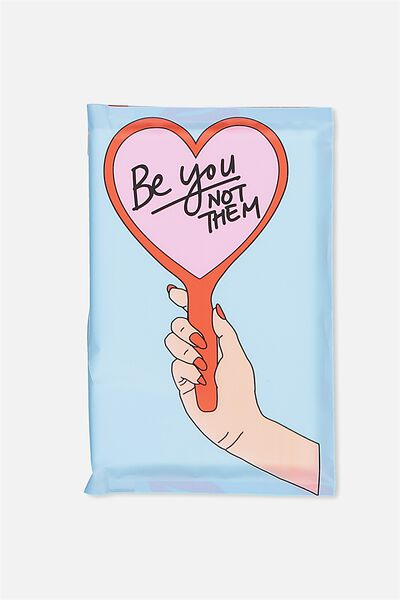 Foundation Tissue Pack, BE YOU NOT THEM