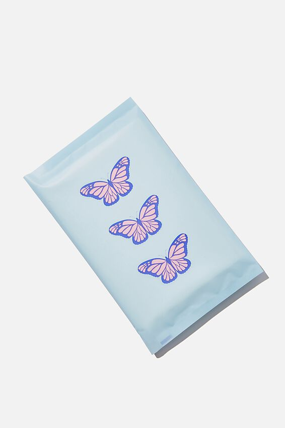 Supre Foundation Tissues, BUTTERFLIES