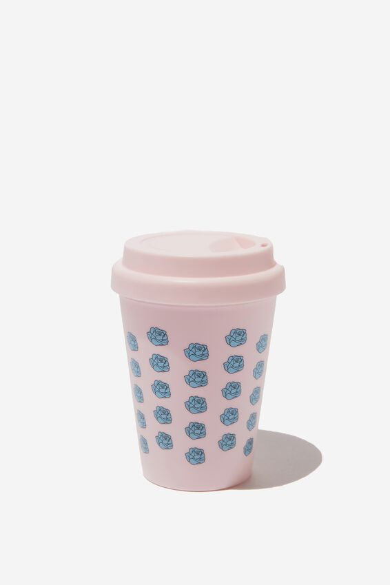 Supre Foundation Takeaway Reusable Cup, ROSES