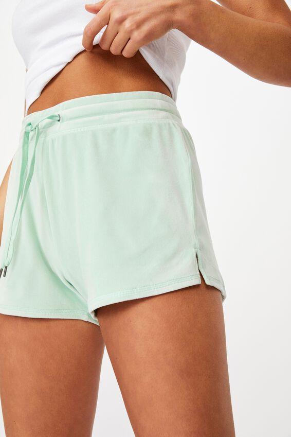 Super Soft Short Shorts, MINTY GREEN