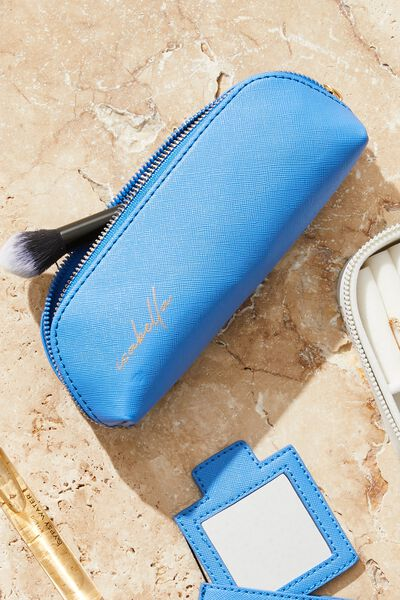 Personalised Small Case, MYKONOS BLUE TEXTURE