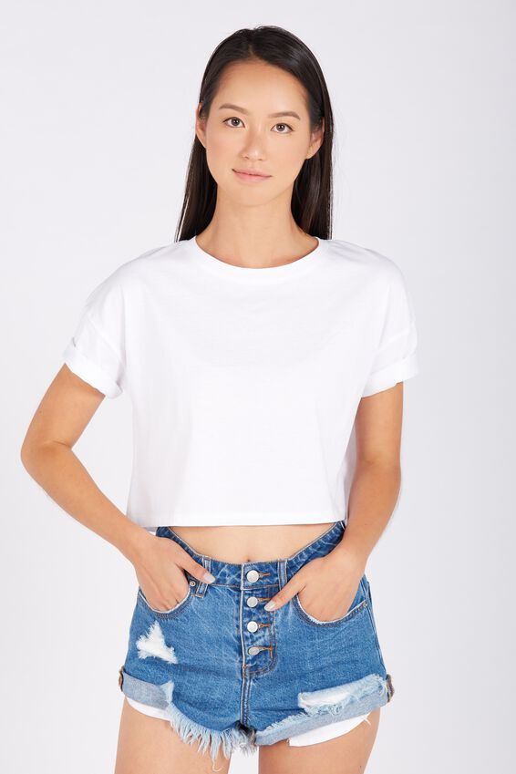 935cb07fa9f3 loose-crop-tee by supre