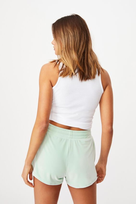 Super Soft Short Shorts, MINTY GREEN