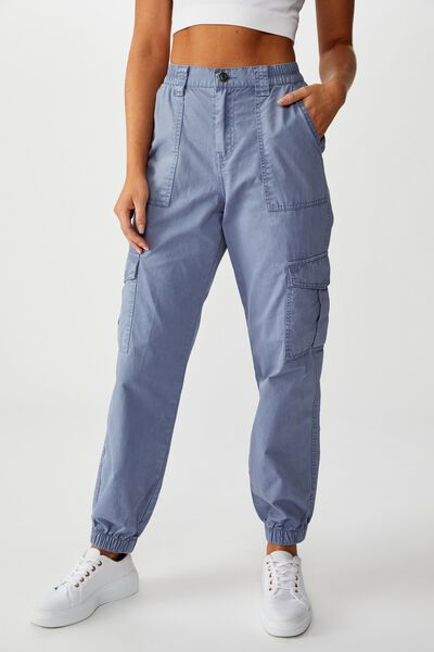 Kendra Cargo Pant, INFINITY BLUE