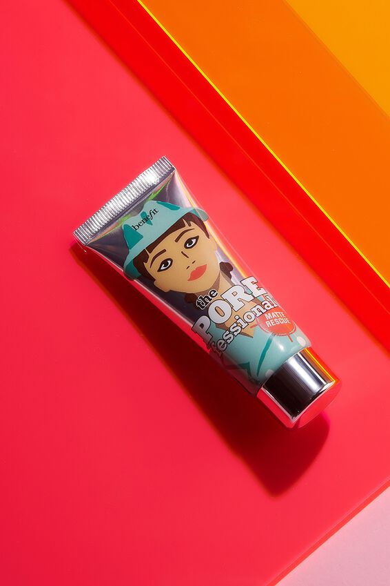 Benefit Porefessional Matte Rescue Mini Primer, CLEAR