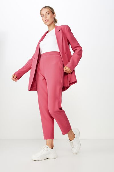 Ruby Tapered Pant, HIBISCUS PINK