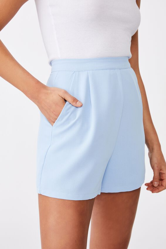 Dakota Tailored Short, BLUEBELL