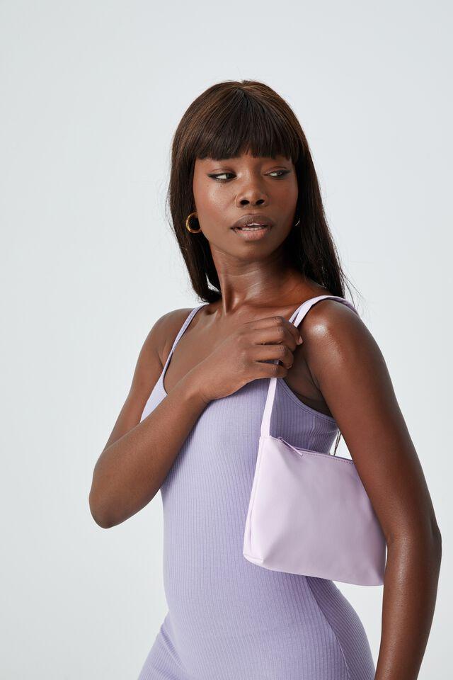 Keira Shoulder Bag, LILAC