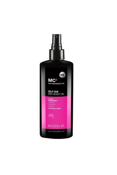 ModelCo Self-Tan Dry Body Oil, NATURAL TAN