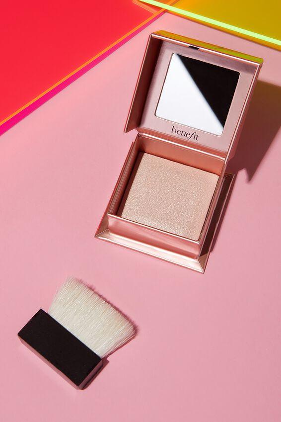 Benefit Dandelion Twinkle Mini Highlighter Powder, STROBING HIGHLIGHTER