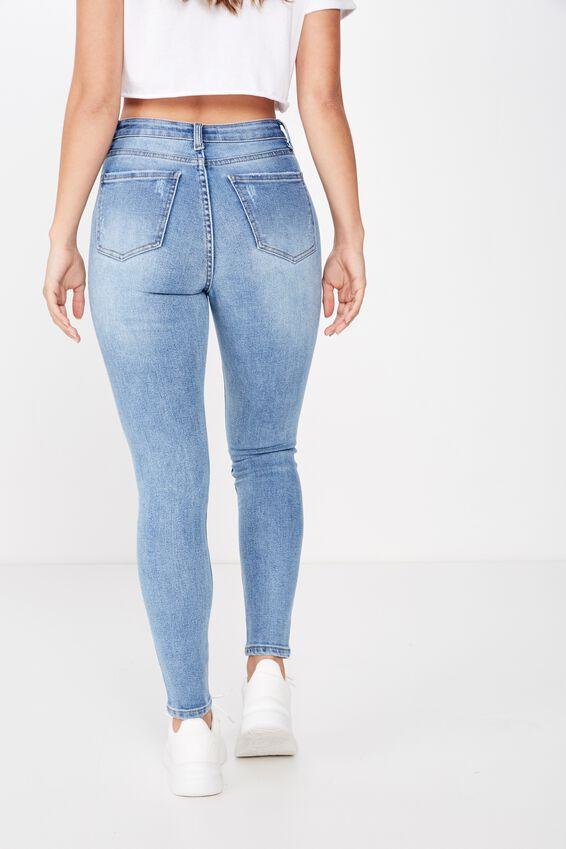 The Skinny Premium Jean, LAKE BLUE