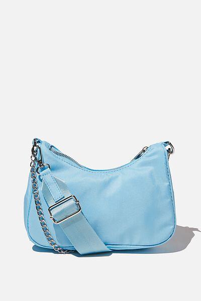 Lena Shoulder Bag, BLUE