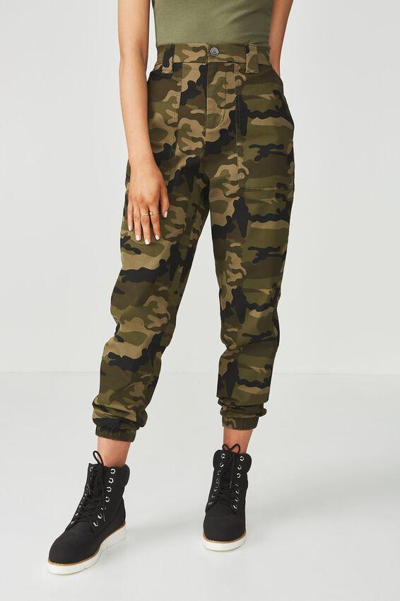 Jordan Combat Pant, CAMO
