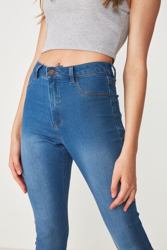 Short Super Skinny Jean, EVER BLUE