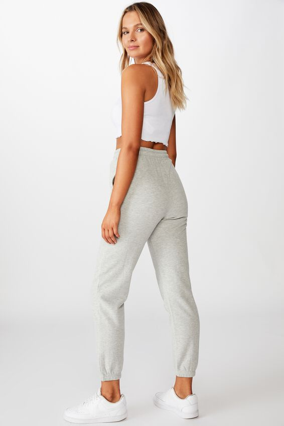 Classic Track Pants, GREY MARLE