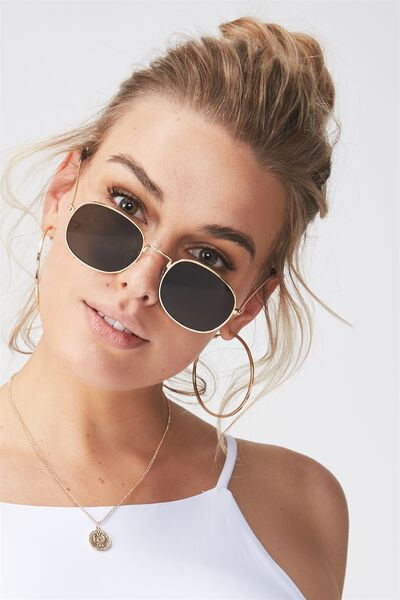 Tammy Rounds Sunglasses, HERITAGE