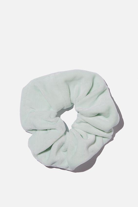 Brushed Scrunchie, DREAM MINT