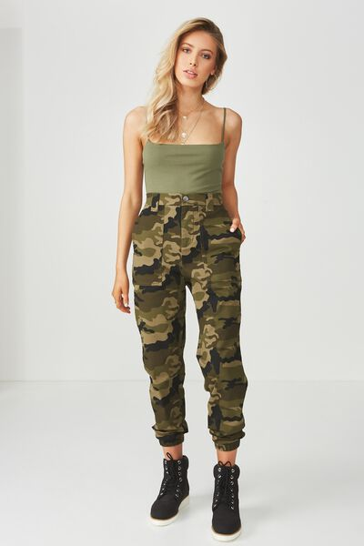 f8817edbe6a Womens Pants - Camo