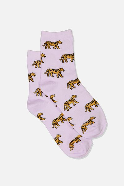 Fun Times Socks, TIGERS