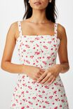 Paris Cami Dress, VINTAGE FLOWER PINK