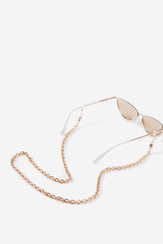 Festival Sunglasses Chain, DIAMONTE