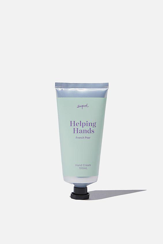 Hand Cream, FRENCH PEAR