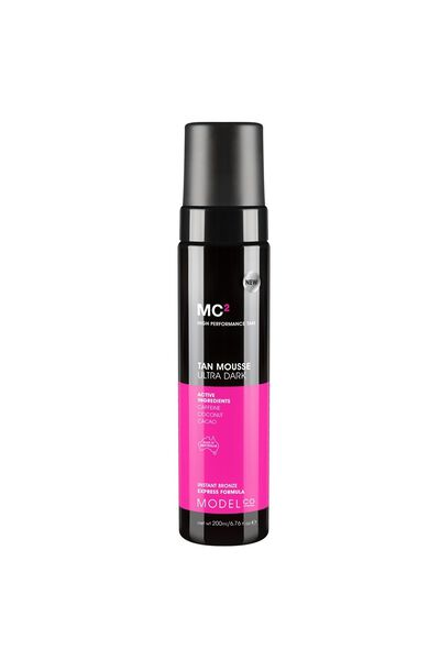 ModelCo Tan Mousse Ultra Dark 200ml, NATURAL TAN