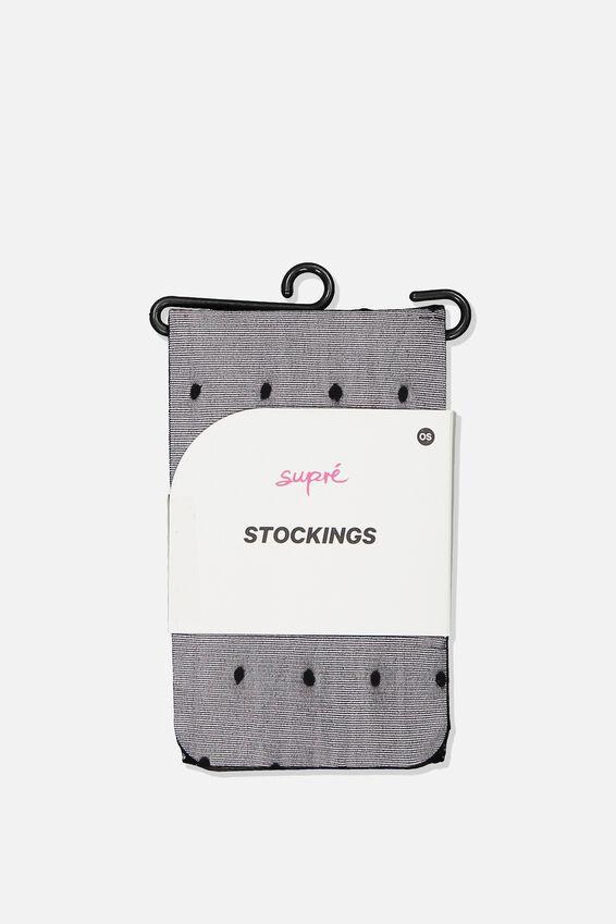 Sheer Stockings, SPOT