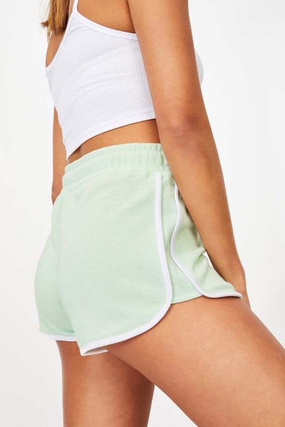 Milly Gym Short, MISTY JADE