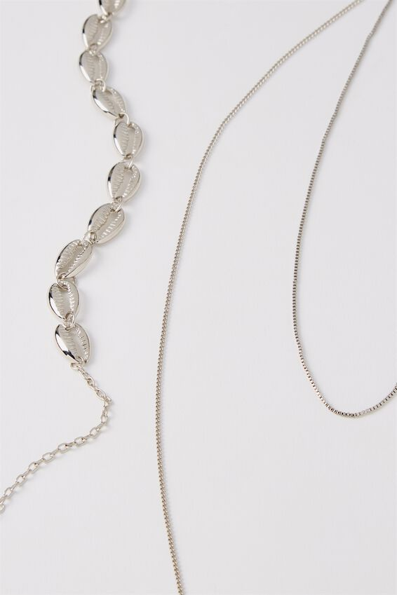 Shell Necklace | Tuggl