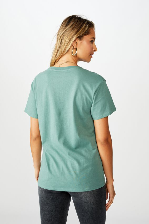 Eclipse Tee, FROSTED PINE GREEN/ECLIPSE