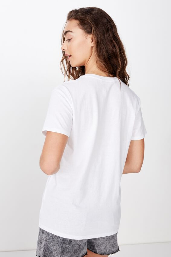 Ace Tee, WHITE/ACE