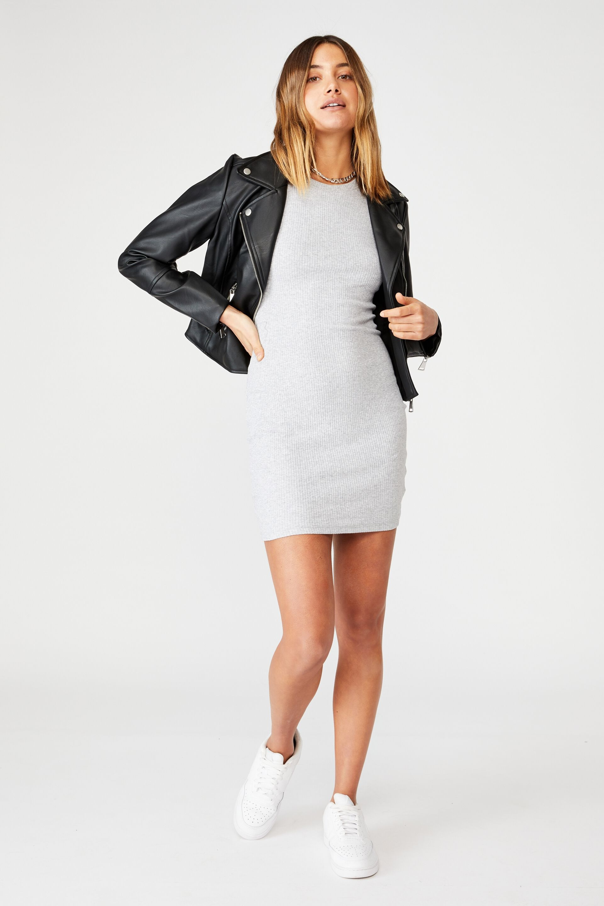 Grey Dress Casual Online Sale, UP TO 21 OFF