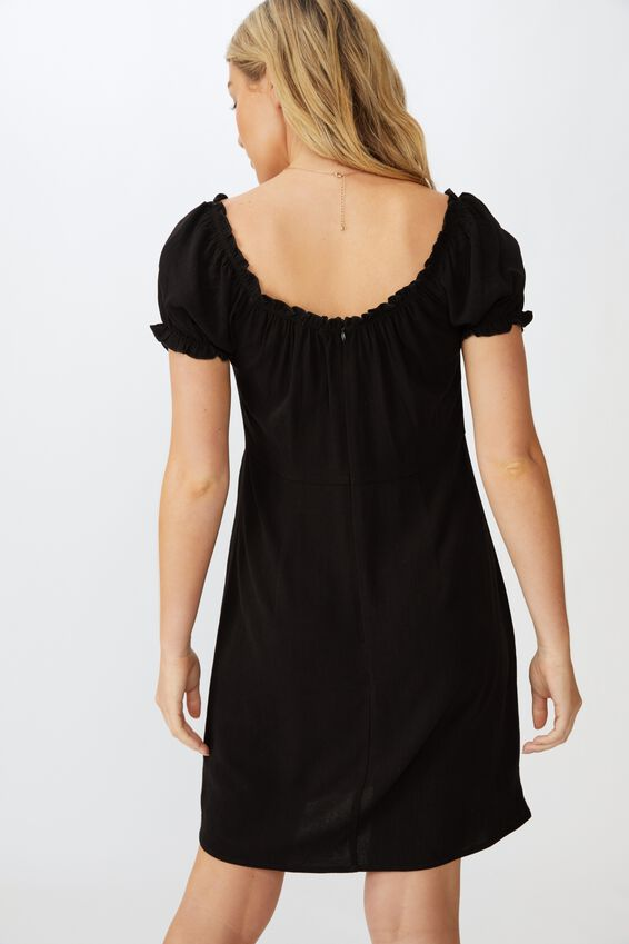 Shelby Dress, BLACK