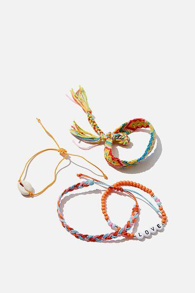 Friendship Bracelets, LOVE