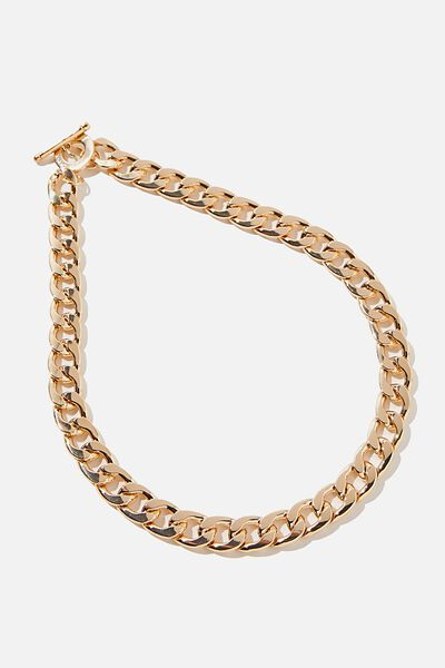 Necklace Sets, CHUNKY CHAIN