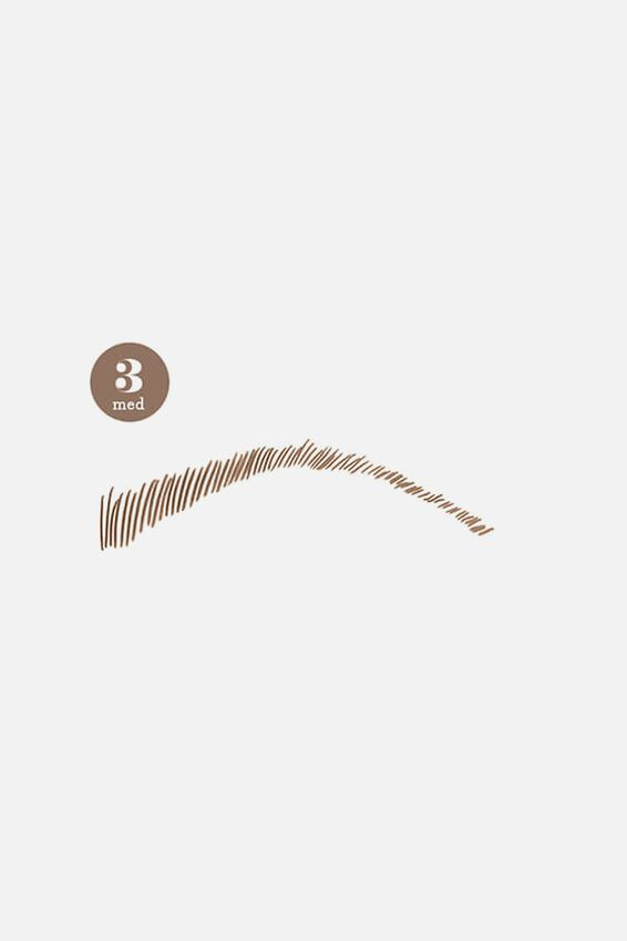 Benefit Precisely My Brow Pencil, BROWN