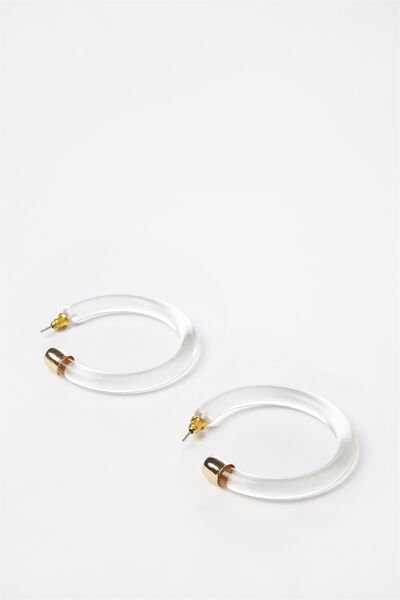 Clear Hoops, CLEAR