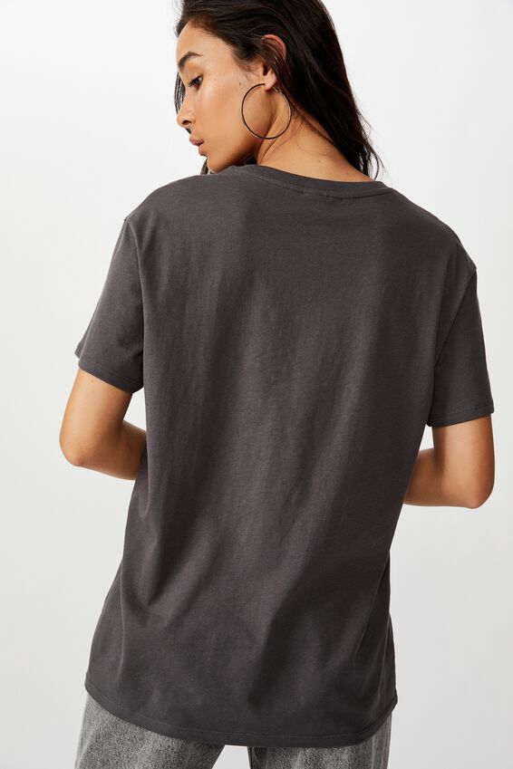 The Kendall Graphic Tee, GRANITE GREY/LCN EP THE JOURNEY WINGS
