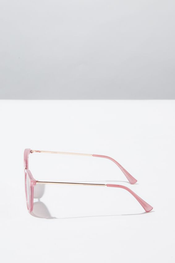 Rosa Cateye Sunnies, PINK