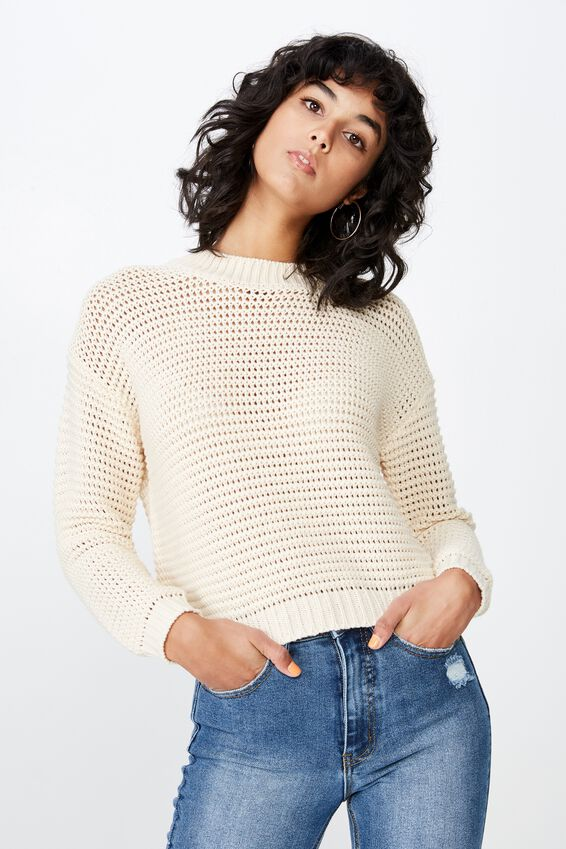 Spencer Chunky Knit, MIST