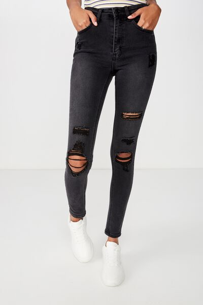770f98d7e3d Womens Jeans - Skinny, Mom Jeans, Destroyed & more | Supre