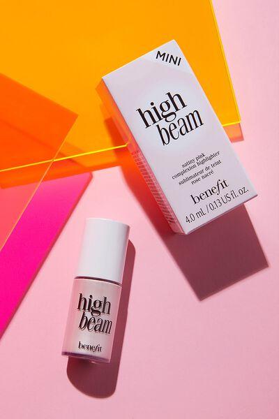 Benefit High Beam Mini Liquid Highlighter, PINK HIGHLIGHTER