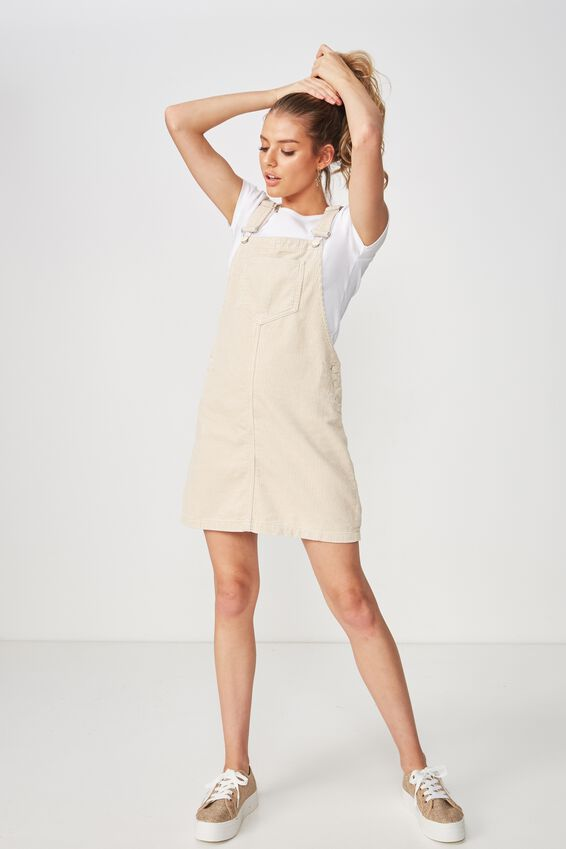 The Cord Pinafore, CREAM PUFF