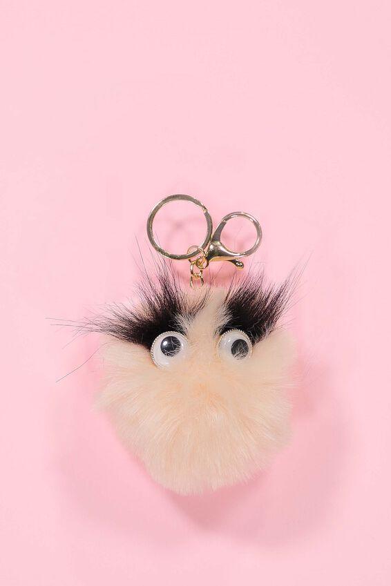 Furry Friend Keyring | Tuggl
