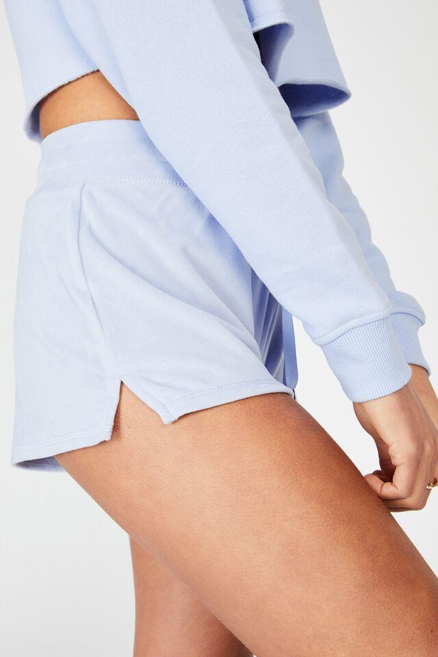 Super Soft Short Shorts, BLUE PETAL