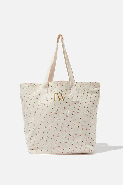Customised Canvas Tote Bag, DITSY