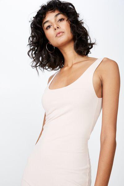 92e3c118d147 Bianca Thick Strap Mini Dress, DIVINE PINK