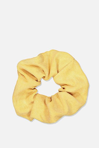 Mini Cord Scrunchie, SAND
