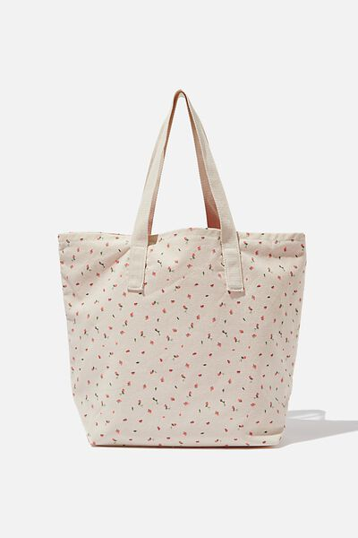 Canvas Tote Bag, DITSY
